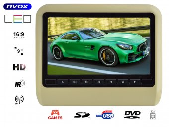 NVOX DV9917HD BE