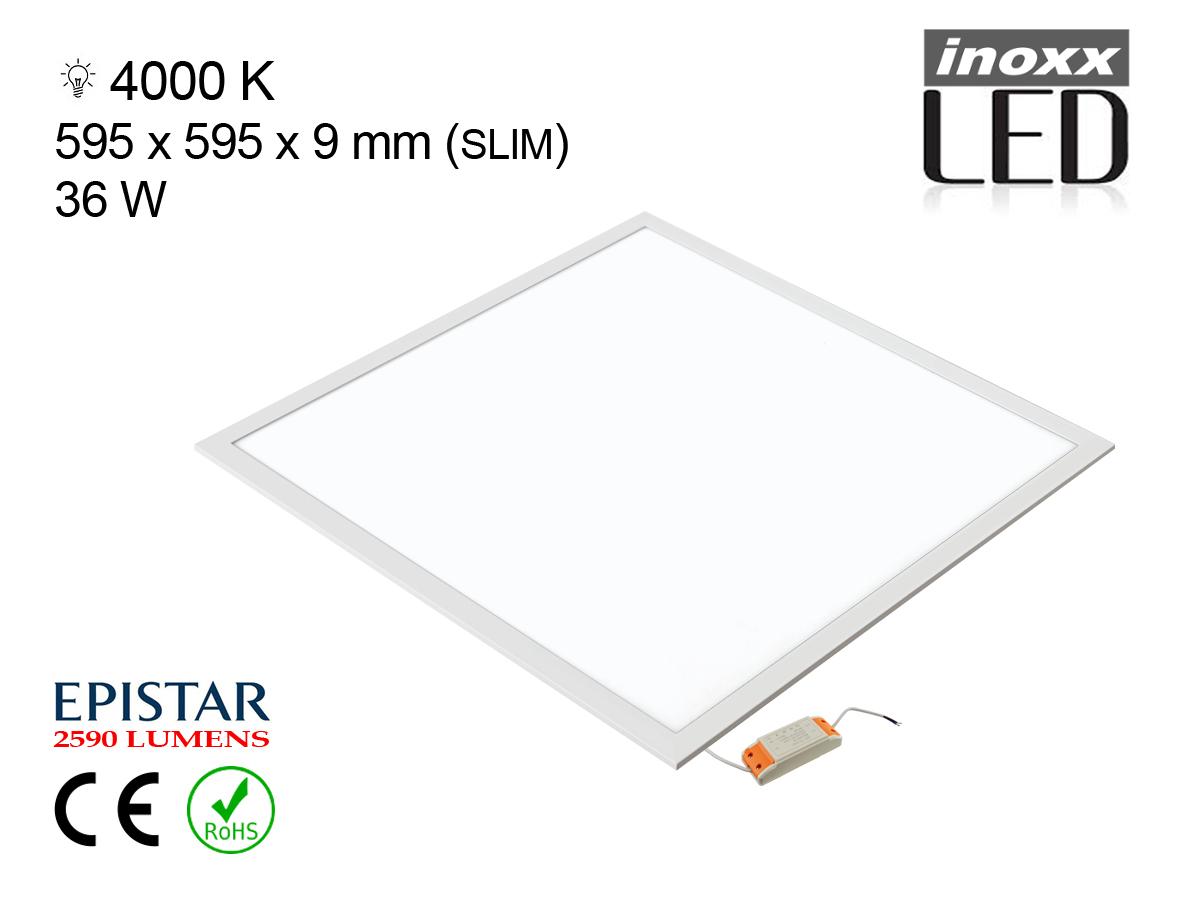 inoxx pan36w60 4000k fs o wietlenie led inoxx. Black Bedroom Furniture Sets. Home Design Ideas